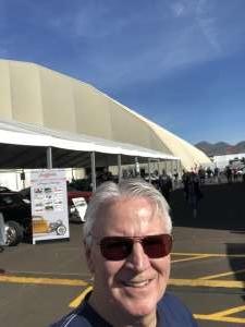 Don attended 49th Annual Barrett-Jackson Auction on Jan 12th 2020 via VetTix