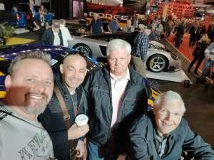 Jason attended 49th Annual Barrett-Jackson Auction on Jan 13th 2020 via VetTix