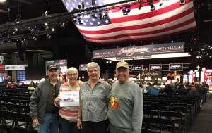 Jim attended 49th Annual Barrett-Jackson Auction on Jan 13th 2020 via VetTix