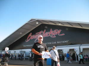 Allan J attended 49th Annual Barrett-Jackson Auction on Jan 13th 2020 via VetTix