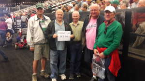 Jerry attended 49th Annual Barrett-Jackson Auction on Jan 13th 2020 via VetTix
