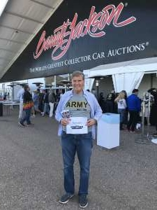 Click To Read More Feedback from 49th Annual Barrett-jackson Auction