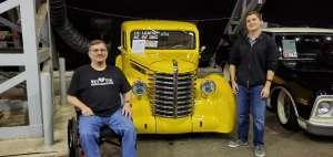 John attended 49th Annual Barrett-Jackson Auction on Jan 19th 2020 via VetTix