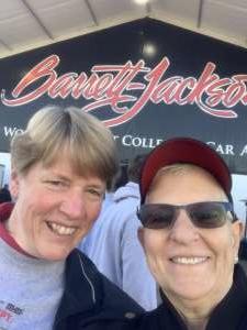 Karen attended 49th Annual Barrett-Jackson Auction on Jan 19th 2020 via VetTix