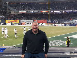 MICHAEL attended New Era Pinstripe Bowl: Michigan State Spartans vs. Wake Forest Demon Deacons - NCAA Football on Dec 27th 2019 via VetTix