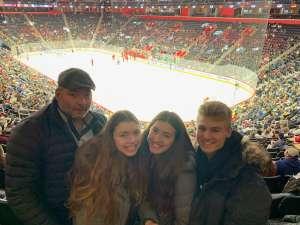 Mark attended Great Lakes Invitational - NCAA Hockey on Dec 31st 2019 via VetTix