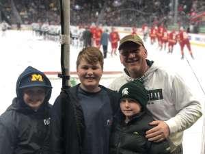 Ryan attended Great Lakes Invitational - NCAA Hockey on Dec 31st 2019 via VetTix