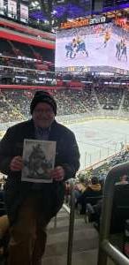 David attended Great Lakes Invitational - NCAA Hockey on Dec 31st 2019 via VetTix