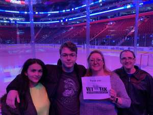 Cassandra attended Great Lakes Invitational - NCAA Hockey on Dec 31st 2019 via VetTix