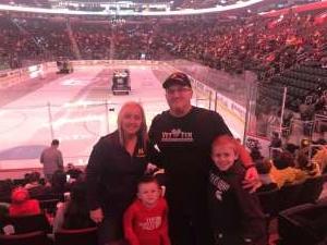 Mark D Gentry attended Great Lakes Invitational - NCAA Hockey on Dec 31st 2019 via VetTix