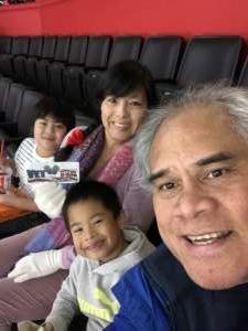 George  attended Great Lakes Invitational - NCAA Hockey on Dec 31st 2019 via VetTix