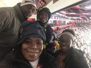 Deva attended Great Lakes Invitational - NCAA Hockey on Dec 31st 2019 via VetTix