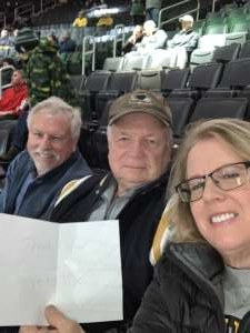 Stephen attended Great Lakes Invitational - NCAA Hockey on Dec 31st 2019 via VetTix