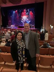 Janice attended A Magical Cirque Christmas on Dec 26th 2019 via VetTix