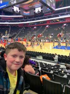 John attended Detroit Pistons vs. Sacramento Kings - NBA on Jan 22nd 2020 via VetTix