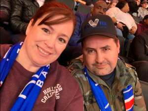 Darin attended Detroit Pistons vs. Sacramento Kings - NBA on Jan 22nd 2020 via VetTix