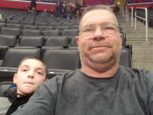 David  attended Detroit Pistons vs. Sacramento Kings - NBA on Jan 22nd 2020 via VetTix