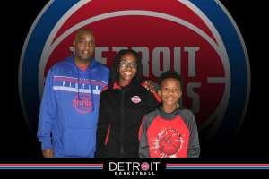 Jerome attended Detroit Pistons vs. Sacramento Kings - NBA on Jan 22nd 2020 via VetTix