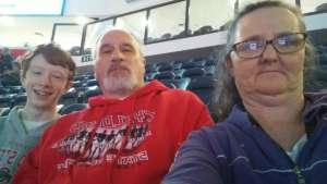 Bill attended Florida Everblades vs. Fort Wayne Komets - ECHL on Jan 29th 2020 via VetTix