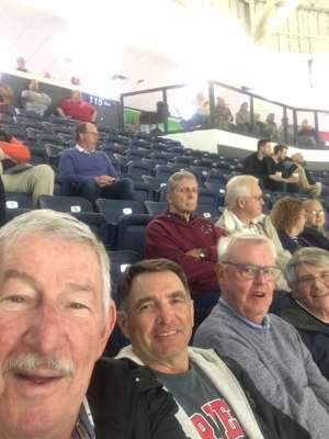 Stephen attended Florida Everblades vs. Fort Wayne Komets - ECHL on Jan 29th 2020 via VetTix