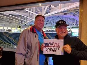 Michael attended Florida Everblades vs. Fort Wayne Komets - ECHL on Jan 29th 2020 via VetTix