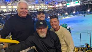DENNIS attended Florida Everblades vs. Fort Wayne Komets - ECHL on Jan 29th 2020 via VetTix