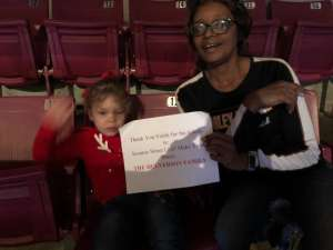 Sherry Holverson attended Sesame Street Live! Make Your Magic on Mar 8th 2020 via VetTix