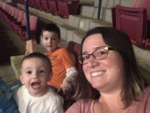 Nathan Y attended Sesame Street Live! Make Your Magic on Mar 8th 2020 via VetTix