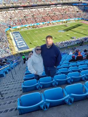 Breno attended 2019 Belk Bowl: Virginia Tech Hokies vs. Kentucky Wildcats - NCAA on Dec 31st 2019 via VetTix