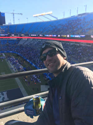 Jeff attended 2019 Belk Bowl: Virginia Tech Hokies vs. Kentucky Wildcats - NCAA on Dec 31st 2019 via VetTix