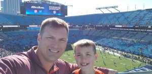 Franklin attended 2019 Belk Bowl: Virginia Tech Hokies vs. Kentucky Wildcats - NCAA on Dec 31st 2019 via VetTix