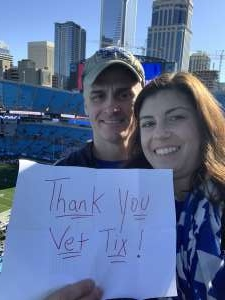 Ryan attended 2019 Belk Bowl: Virginia Tech Hokies vs. Kentucky Wildcats - NCAA on Dec 31st 2019 via VetTix