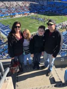 Matthew attended 2019 Belk Bowl: Virginia Tech Hokies vs. Kentucky Wildcats - NCAA on Dec 31st 2019 via VetTix