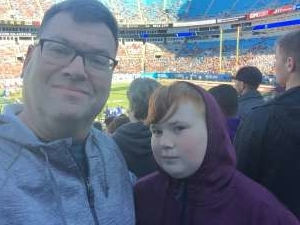 Craig attended 2019 Belk Bowl: Virginia Tech Hokies vs. Kentucky Wildcats - NCAA on Dec 31st 2019 via VetTix