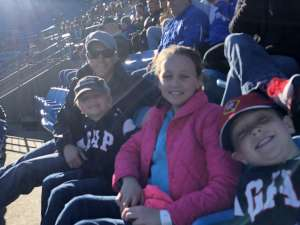 Kevin attended 2019 Belk Bowl: Virginia Tech Hokies vs. Kentucky Wildcats - NCAA on Dec 31st 2019 via VetTix