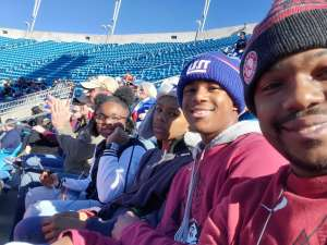 Kondrell attended 2019 Belk Bowl: Virginia Tech Hokies vs. Kentucky Wildcats - NCAA on Dec 31st 2019 via VetTix