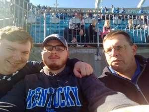 EH attended 2019 Belk Bowl: Virginia Tech Hokies vs. Kentucky Wildcats - NCAA on Dec 31st 2019 via VetTix