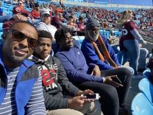 Leo attended 2019 Belk Bowl: Virginia Tech Hokies vs. Kentucky Wildcats - NCAA on Dec 31st 2019 via VetTix