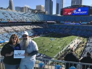 Greg attended 2019 Belk Bowl: Virginia Tech Hokies vs. Kentucky Wildcats - NCAA on Dec 31st 2019 via VetTix