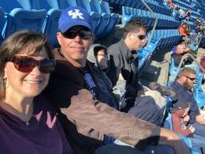 Jennifer attended 2019 Belk Bowl: Virginia Tech Hokies vs. Kentucky Wildcats - NCAA on Dec 31st 2019 via VetTix