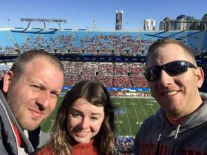 Ben attended 2019 Belk Bowl: Virginia Tech Hokies vs. Kentucky Wildcats - NCAA on Dec 31st 2019 via VetTix