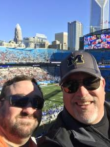 John attended 2019 Belk Bowl: Virginia Tech Hokies vs. Kentucky Wildcats - NCAA on Dec 31st 2019 via VetTix