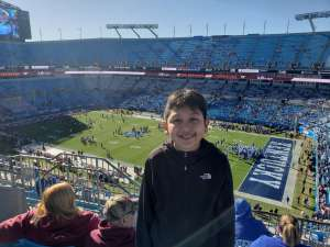 Kenneth attended 2019 Belk Bowl: Virginia Tech Hokies vs. Kentucky Wildcats - NCAA on Dec 31st 2019 via VetTix