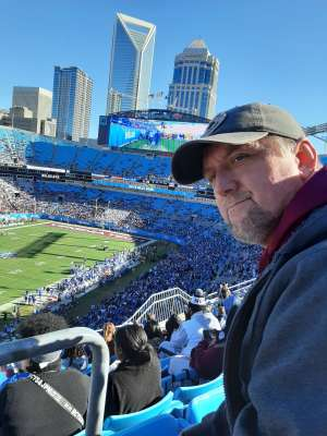 James attended 2019 Belk Bowl: Virginia Tech Hokies vs. Kentucky Wildcats - NCAA on Dec 31st 2019 via VetTix