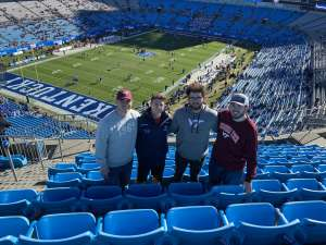 Cody attended 2019 Belk Bowl: Virginia Tech Hokies vs. Kentucky Wildcats - NCAA on Dec 31st 2019 via VetTix