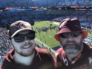 Shawn attended 2019 Belk Bowl: Virginia Tech Hokies vs. Kentucky Wildcats - NCAA on Dec 31st 2019 via VetTix