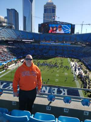 Robert attended 2019 Belk Bowl: Virginia Tech Hokies vs. Kentucky Wildcats - NCAA on Dec 31st 2019 via VetTix