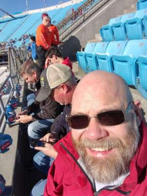 Stephen attended 2019 Belk Bowl: Virginia Tech Hokies vs. Kentucky Wildcats - NCAA on Dec 31st 2019 via VetTix