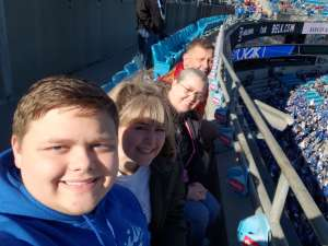 Dell attended 2019 Belk Bowl: Virginia Tech Hokies vs. Kentucky Wildcats - NCAA on Dec 31st 2019 via VetTix