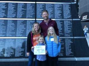 William attended 2019 Belk Bowl: Virginia Tech Hokies vs. Kentucky Wildcats - NCAA on Dec 31st 2019 via VetTix